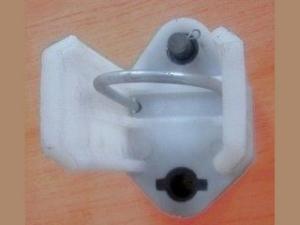 H型電纜夾